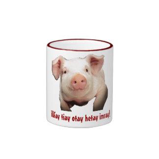 Mug / Pig Latin