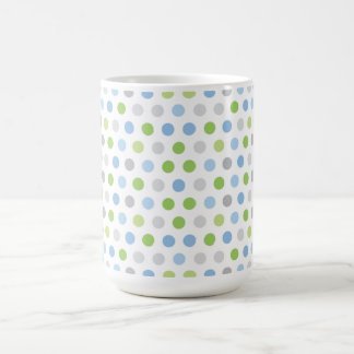 Mug/Polka Dots Coffee Mug