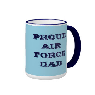 Mug Proud Air Force Dad