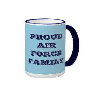 Mug Proud Air Force Family