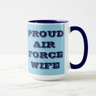 Mug Proud Air Force Wife