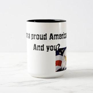 mug, proud, american, independence day,USA