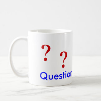 Mug - Question Everything!