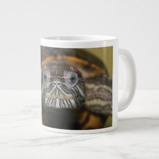 Mug Red-eared Slider Turtle Jumbo Mug