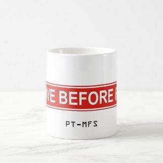 Mug Removes Before Flight - Sea 2010