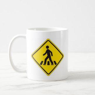 Mug Respects the Pedestrian Burglarized