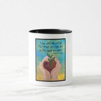 Mug: Robert Louis Stevenson Quote Art Mug