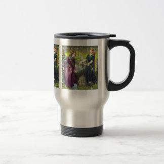 Mug Rossetti - Dante s Vision of Rachel Leah