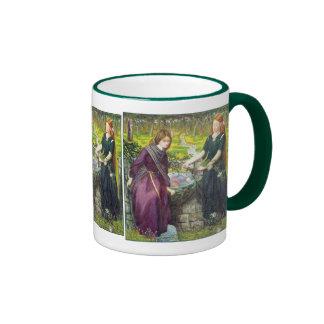 Mug: Rossetti - Dante's Vision of Rachel & Leah