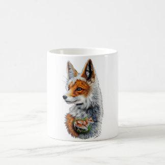 Mug Russet-red Fox