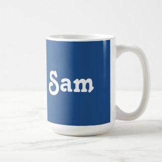 Mug Sam