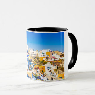 Mug Santorini Greece