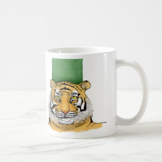 Mug Scribbled Tiger