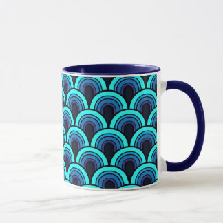 Mug Seamless retrò pattern
