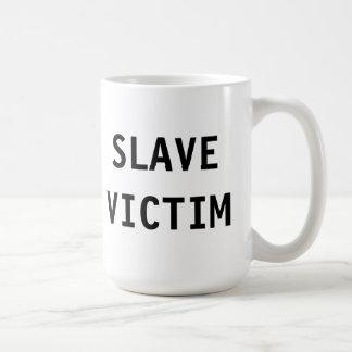 Mug Slave Victim