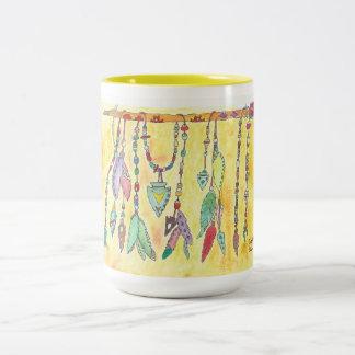 Mug southwestern native american coffee cup