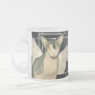 Mug | Sphynx Cat Ninja Angel