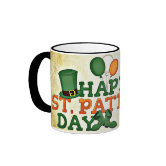 Mug St Patrick' S Day Vintage
