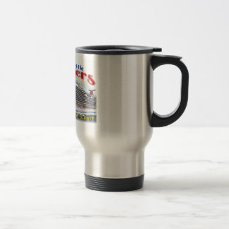 Mug Stainless Steel Logo Small