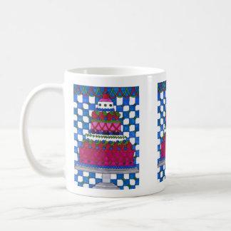 Mug Strawberry Cake