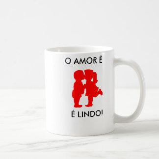 Mug the love is pretty