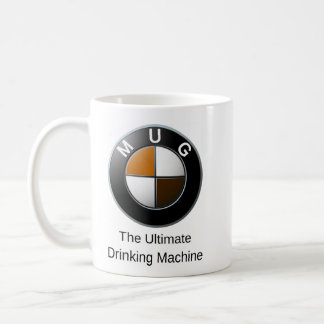 MUG - The Ultimate Drinking Machine