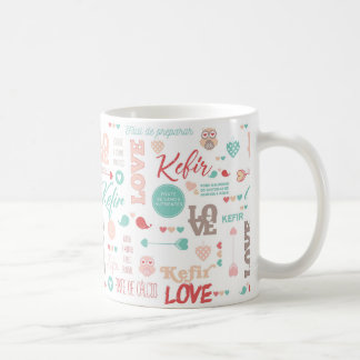 Mug to be taken to kefir