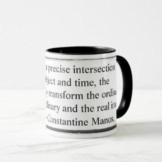 Mug transform the ordinary into extraordinary Mano