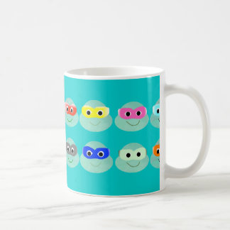 mug turtles girly teams