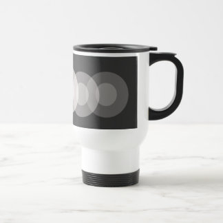 Mug - Two concentric circles repeated