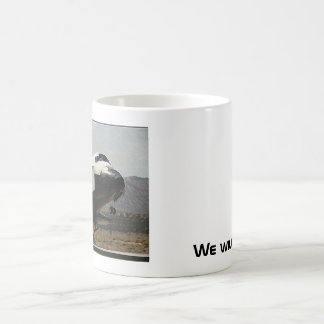 Mug - We will miss the Space Shuttle