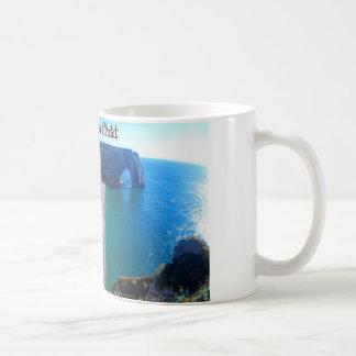 Mug Welcome to Etretat