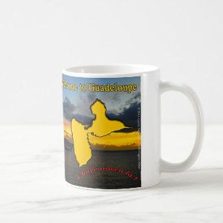 Mug: Welcome to Guadeloupe Coffee Mug