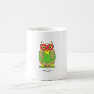 Mug with CHI chickcharney