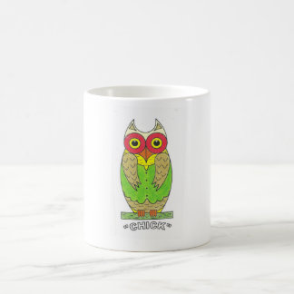 Mug with CHICK chickcharney
