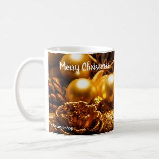 Mug with Christmas Decoration