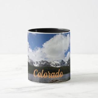 Mug with Colorado scenery