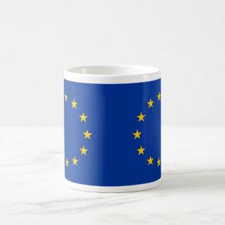 Mug with Flag of European Union