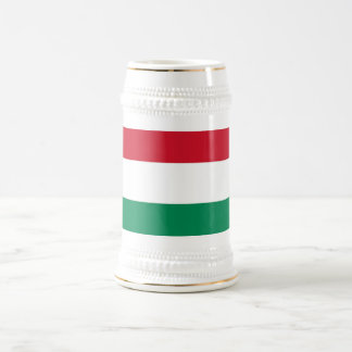 Mug with Flag of Hungary