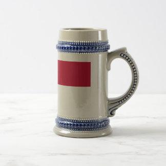 Mug with Flag of North Carolina State -USA