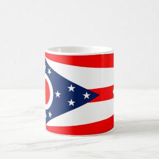 Mug with Flag of Ohio State - USA