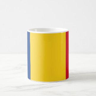 Mug with Flag of Romania