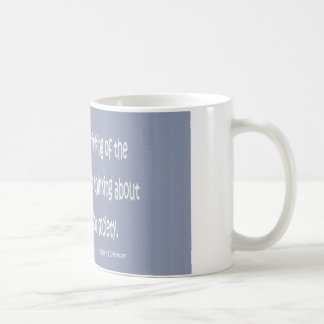 Mug with Hillary Clinton Quote