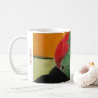 "Mug with ""Mangoes"" by ALarsenArtist"