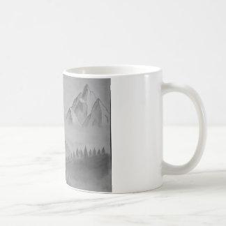 Mug with mountains