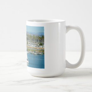 Mug with Ocean Cost View