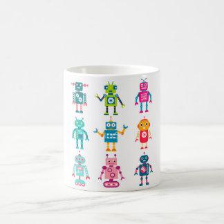 Mug with Robots
