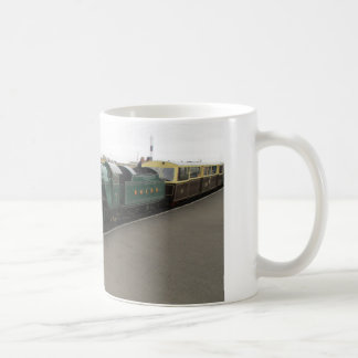 Mug With Steam Locomotive (Dungeness)