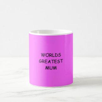 Mug - WORLDSGREATESTMUM
