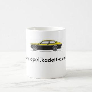 mug  www.opel.kadett-c.co.uk